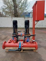 Насосная станция пожаротушенияния Hydroo