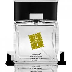 Туалетная вода Lambre №4 50мл