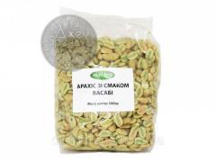 Арахис соленый со вкусом васаби Nuts Bag, ...