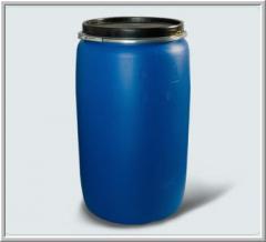 Barrel (eurodrum) of Open Top Drums 227 * liters