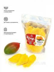 Манго сушеный без сахара Kong,  1 кг