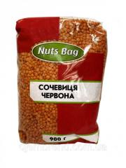 Чечевица Nuts Bag 900 гр.