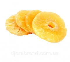 Ананас кольца цукаты,  1 кг