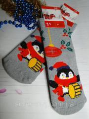 "Женские носки ""Пингвин"""