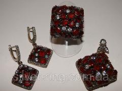 Вироби ювелірні з дорогоцінних каменів
