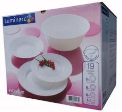 Сервиз столовый 30пр Luminarc Everyday