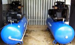 The compressor is porshnevy, in Simferopol, to buy