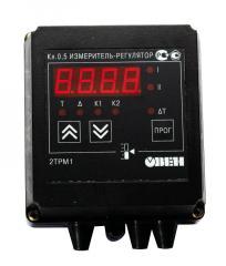 Измеритель-регулятор двухканальный ОВЕН 2ТРМ1