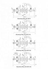 Линейный изолятор ЛКЦ 120-330-5