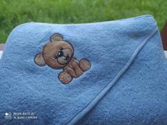 Махровое полотенце детское метр на метр AE Tekstil