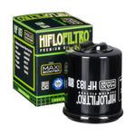 Фильтр масляный для Aprilia; Piaggio; Gilera; Malaguti; Adiva; Benelli; Derbi Italjet Peugeot -300 Hiflo HF183