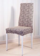 Чехол на стул цвет леопард ZaKo
