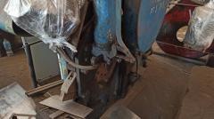 Пресс-ножницы комбинированные НВ 5121 б/у,