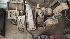 Электролебедка промышленная б/у, электрические