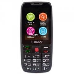 Мобильный телефон Sigma Comfort 50 Elegance 3