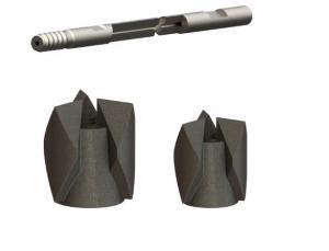 Boring tool (bars, crowns) | Dneprogidromash |
