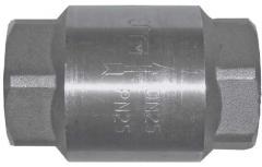 Art.536 backpressure (ArmaLux) valves backpressure