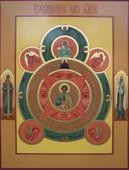 Icon Bozhiye Eye of Omniscience.