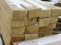 Cross ties wooden
