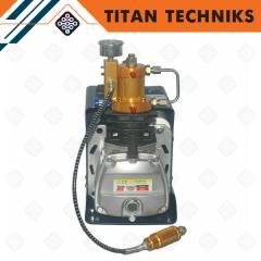 Пневматический воздушный компрессор 30 МПа (300