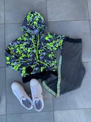 Детский спортивный костюм ZaKo 140