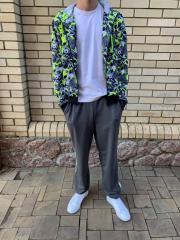 Спортивный костюм мужской ZaKo 48 размер