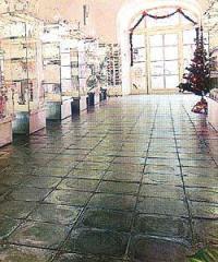 The tile is basalt heat-resistan