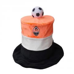 Corporate cap of the fan of FC miner