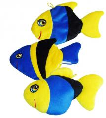 Soft toy small fish, small fishes a souvenir,