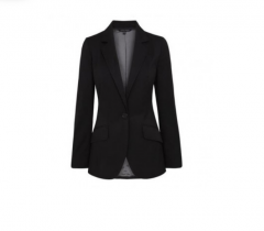 Женский пиджак ST0116 рМ черный
