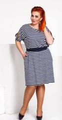 Женское батальное платье Fashion Woman GF000928