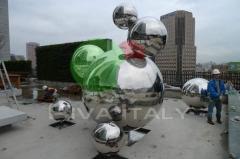 Spheres hollow / Spheres decorative / Spheres