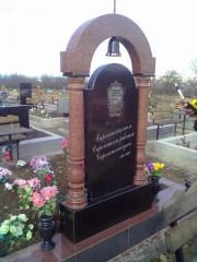 Individual memorial complexes from granite