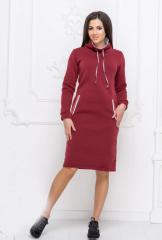 Женское теплое спортивное платье GF896 р42/44