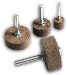 Felt nozzle on a drill rigid Ø 70 wholesale