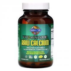 Сырой Кальций Магний + Витамин D3,  RAW...