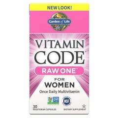 Сырые Мультивитамины для Женщин,  Raw One...
