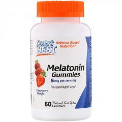 Мелатонин со Вкусом Клубники,  Melatonin...