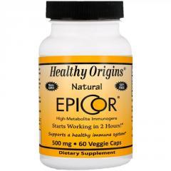 Эпикор,  Природная Защита Иммунитета 500мг, ...