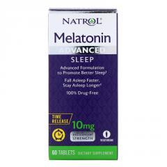 Мелатонин Медленного Высвобождения 10 мг, ...