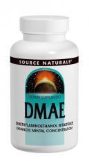 DMAE (диметиламиноэтанол) 351 мг,  Source...
