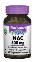 NAC (N-Ацетил-L-Цистеин) 500мг,  Bluebonnet...