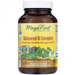 Сбалансированный комплекс витаминов В, ...