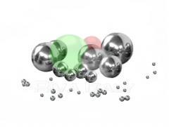 Spheres are industrial