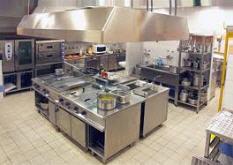 Кухонное оборудование для сети общественного