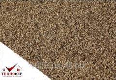 Vermiculite vspuchenny fraction of 1 mm.