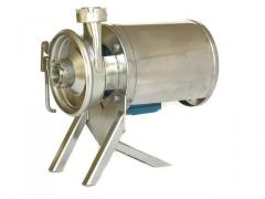 Centrifugal pump for pumping milk and food 1G2-MPA