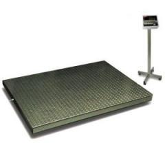 Scales platform UVK-P