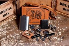 Подарочный набор Brutal Box Охота BOX...
