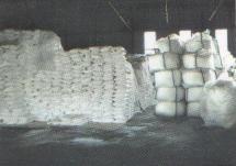 Cooking rock salt food - bags on 25, 50 kg.
